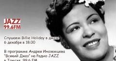«Всякий Джаз #13» на Радио JAZZ Томск