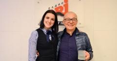 Александр Койбагаров побывал в гостях у Радио ENERGY