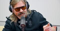 Сергей Троицкий (Паук) побывал в гостях у Нашего Радио