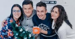 Сергей Игуменшев и Дмитрий Кубенин побывали в гостях у Радио ENERGY Томск