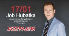 В программе «Всякий Джаз» гость Job Hubatka на Радио JAZZ Томск