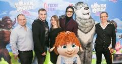 Ведущие Русского радио озвучили персонажей мультфильма