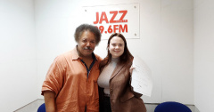 Ron Holloway на Радио JAZZ Томск