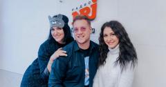 Илья Яковлев побывал в гостях у Радио ENERGY Томск