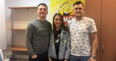 Язев и Медведев на Юмор FM Томск