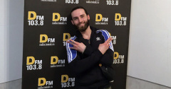 DJ G`SUS сыграл на DFM Томск