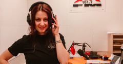 Татьяна Агапова приходила в гости на Хит FM Томск