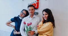 Михаил Хлестунов в гостях у Радио ENERGY