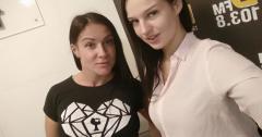Анна Малкова (стилист) побывала на DFM Томск