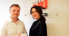 Роман Казаков побывал в гостях у Радио ENERGY