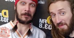 DJ Capitan Banan сыграл на DFM Томск