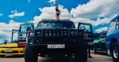 Tuning Party 2019 с DFM Томск