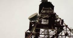 Внеплановые работы на телевизионной башне