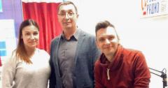Бетонные разборки в шоу «Друзья» на Русском радио Томск