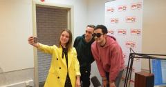 Самер Самара и Алексей Юрьянов отметились на Юмор FM Томск