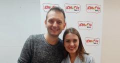 Константин Маласаев отметился на Юмор FM Томск