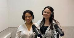 Мануэла Мамели спела в прямом эфире Радио JAZZ Томск