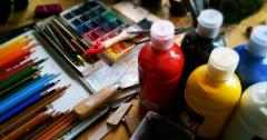 #РисуемДома: творческий конкурс от Love Radio