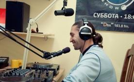 Руслан Нигматуллин в PRE PARTY SHOW на Ди FM