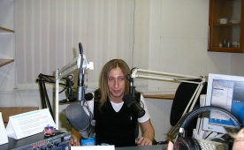 Би-2 на Хит FM в Томске