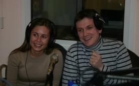 """""""Уральские пельмени"""" в гостях у Юмор FM в Томске"""
