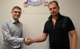 Алексей Брянцев в гостях у Милицейской Волны