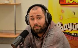 Семен Слепаков в гостях у Юмор FM