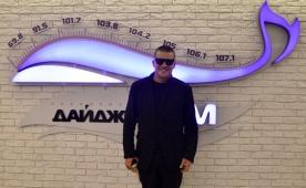 Антон Беляев (Therr Maitz) в гостях у Хит FM