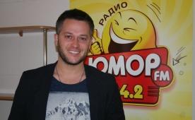 """Иван Пышненко (команда КВН """"Станция спортивная"""") на Юмор FM"""