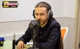 Децл aka Le Truk и BMB SpaceKid в гостях у DFM Томск