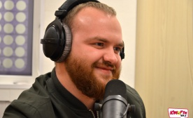 "Александр Шнайдер (команда КВН ""Экскурсия по городу"") на Юмор FM"