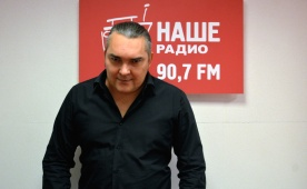 Алексей Горшенев (гр. Кукрыниксы) на Нашем Радио