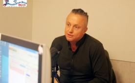Павел Кашин в гостях у радио Милицейская волна