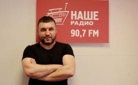 Константин Кулясов (гр. АнимациЯ) в гостях у Нашего Радио Томск