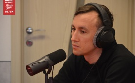 Рустем Булатов (гр. Lumen) в гостях у Нашего Радио