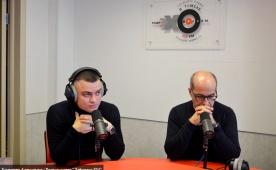 Игорь Манн и Александр Цин-Дэ-Шань в гостях у Эхо Москвы Томск