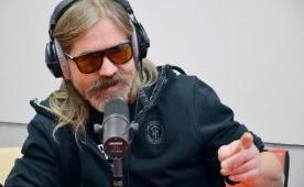 Сергей Троицкий (Паук) на Нашем Радио