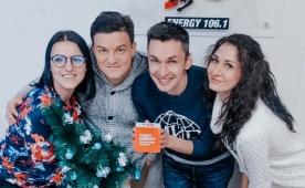 Сергей Игуменшев и Дмитрий Кубенин в гостях у Радио ENERGY Томск