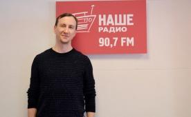 Рустем Булатов (Lumen) в гостях у Нашего радио Томск