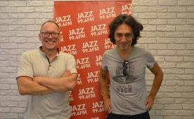 Ян Максин и Андрей Иноземцев в гостях у Радио Jazz Томск