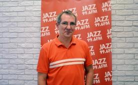Алексей Подымкин в гостях у Радио Jazz, 99.6 fm