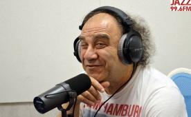 Сергей Манукян в гостях у Радио JAZZ, 99.6 FM