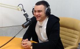 Александр Цин-Дэ-Шань в гостях у Хит FM