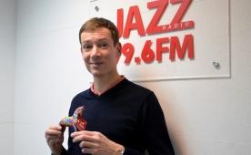 Job Hubatka побывал в гостях у Радио JAZZ Томск