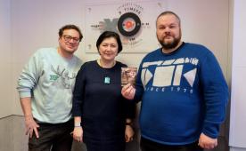 Дмитрий Беляев и Галина Немцева в гостях у Эхо Москвы
