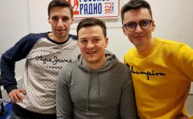 Александр Гармаш в гостях у Русского радио
