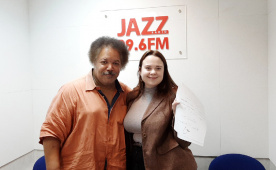 Ron Holloway на на Радио JAZZ Томск