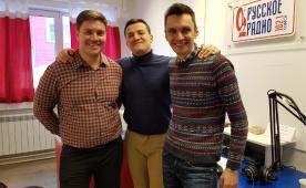 Ринат Бакеев на Русском радио