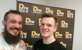 DJ Семён Камикадзе (Новокузнецк) отметился на DFM Томск