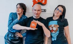 В гостях у радио ENERGY Томск был Андрей Голубев